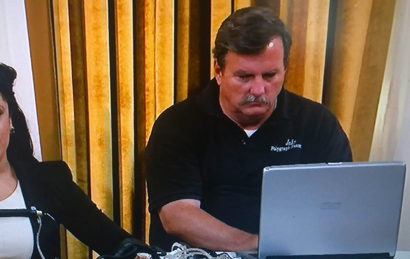 lie-detection testing in Los Angeles with polygraph professional John Grogan