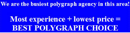 John Grogan is the most experienced polygraph examiner