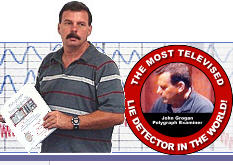 most televised polygraph examiner