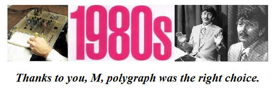 1980s polygraph testing in Los Angeles
